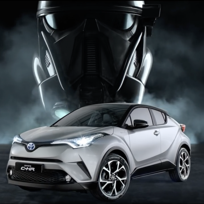 TOYOTA ROGUE ONE